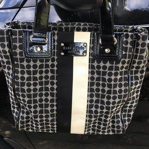 Kate spade shoulder tote handbag